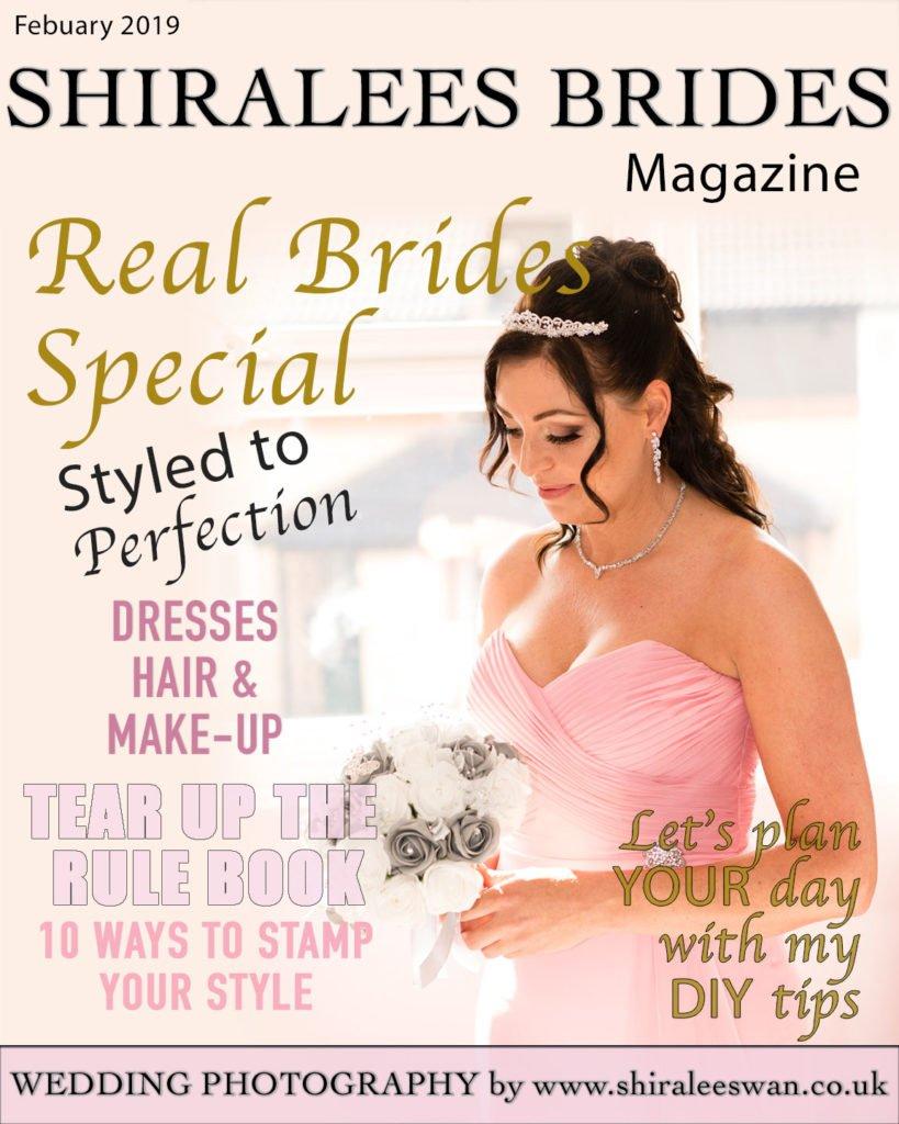 Mock Wedding Magazine