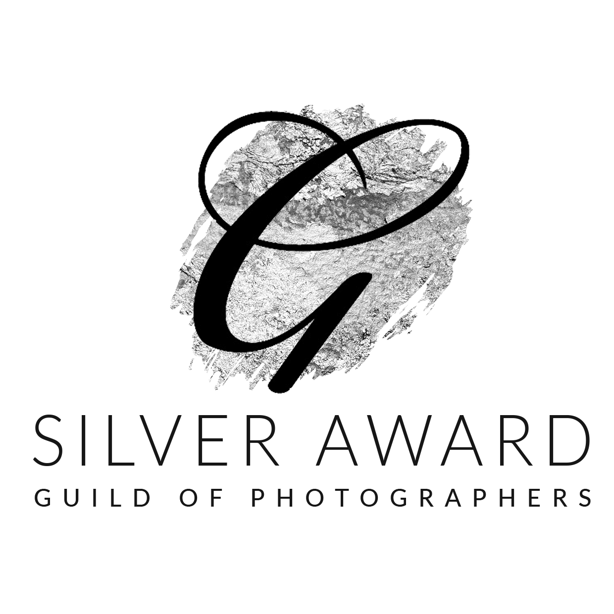 the guild of photographers silver award